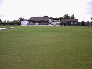 Coppice, Greater Manchester - The Coppice, Werneth Cricket Club