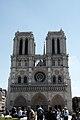 West facade of Notre-Dame de Paris, 2 June 2006 001.jpg