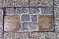 Westcellertorstraße 1, Celle, Stolperstein Oskar Salomon, Jg. 1878, deportiert 1942, ermordet in Auschwitz, Nanny, 1880 geborene Schloss ....jpg