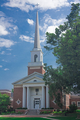 Western Theological Seminary - Image: Western Theological Seminary