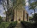 Westgevel met ingangsportaal - Den Burg - 20396303 - RCE.jpg