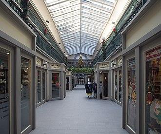 Westminster Arcade - Image: Westminster Arcade (62469)