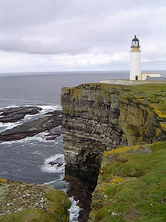 Westray - Noup Head Lighthouse, Westray