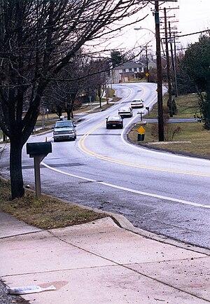 Whiskey Bottom Road - Whiskey Bottom Road in 2000