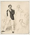 Whistler in White Ducks (Whistler- Five Faces) MET DP815636.jpg