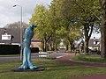 Wijchen, keramiek-Waar het oog al is, wil de voet naar toe foto14 2016-04-20 09.55.jpg
