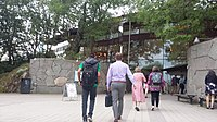 Wikimania 2019 Day 01 - Going to Aula Magna 03.jpg