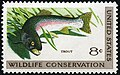 Wildlife Conservation Trout 8c 1971 issue U.S. stamp.jpg