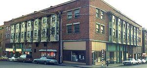 Andrew Willatsen - Image: Willatzen&Byrne Nelson Tagholm Jensen Building Seattle 1909 01