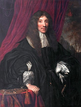 William Cunningham, 9th Earl of Glencairn - William Cunningham, 9th Earl of Glencairn, by follower of John Michael Wright