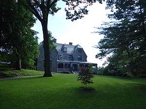 William E. Dodge House - William E. Dodge House, June 2013