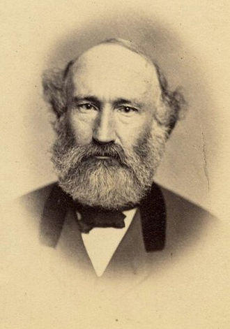 Russell Trust Association - William Huntington Russell, co-founder and namesake of the Russell Trust Association