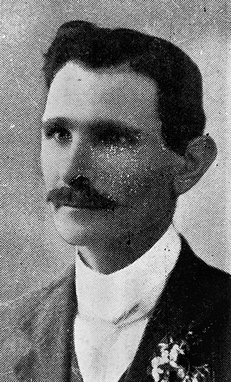 Shire of Pine Rivers - William Johnston, Chairman of the Pine Shire Council, 1909