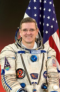 William S. McArthur United States Army Colonel and NASA astronaut