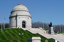 William McKinley National Monument