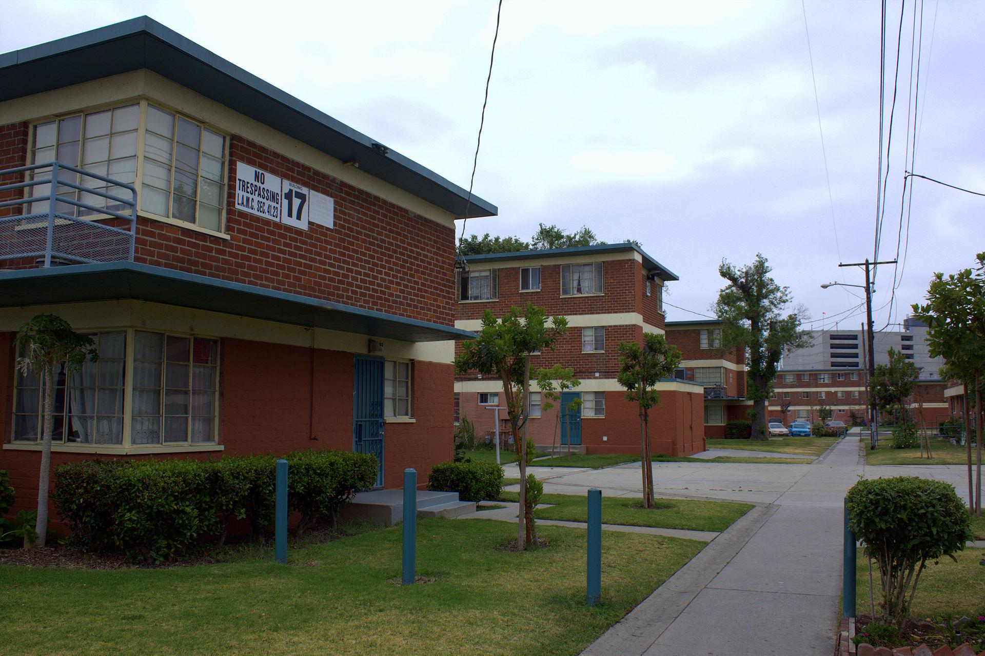 William Mead Homes Wikipedia