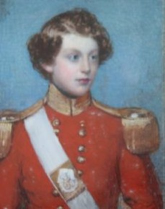 94th Regiment of Foot - William Plummer Gaskell, an ensign in the regiment in 1854