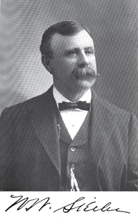 William W. Skiles American politician
