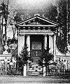 Wilno - Cmentarz Misjonarzy na Rossie. Kaplica i groby żołnierzy poległych 1919-20 NAC 1-U-7776.jpg