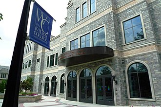 Wilson College (Pennsylvania) - Wilson College Harry R. Brooks Complex