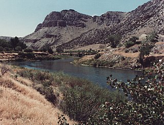 Wind River (Wyoming) river in Wyoming