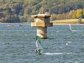 Wind surfing near the Limnological Tower - geograph.org.uk - 1005079.jpg