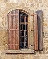 Window of Yeni Cami Mosque, North Nicosia, Cyprus 02.jpg