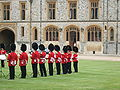 Windsor Guard Change Duchess of Cornwall.JPG