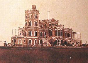 Windsor Palace (Thailand) - Windsor Palace, shortly after its construction