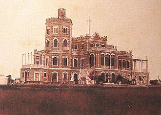 Windsor Palace (Bangkok) - Windsor Palace, shortly after its construction