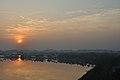 Winter Solstice Sunset - Kolkata 2011-12-22 7700.JPG
