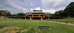 Wolf Trap (national park) Filene Center outside.jpg