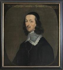 Wolfgang Konrad von Thumbsirn, 1604-1667