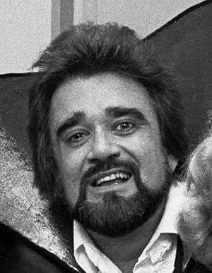 Wolfman Jack - Wolfman Jack in 1979