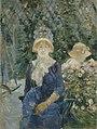 Woman in a Garden 1882-1883 Berthe Morisot.jpg