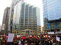 Women's march to denounce Donald Trump, in Toronto, 2017 01 21 -bb (31614813274).jpg