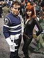 WonderCon 2012 - Nick Fury and Black Widow (7019311465).jpg
