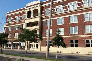 Woodmen of Union Building United States historic place