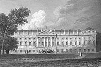 Worksop Manor in the early 19th century.JPG