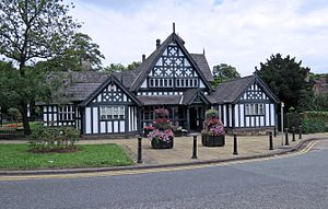 Worsley Court House - Image: Worsley Court House 01