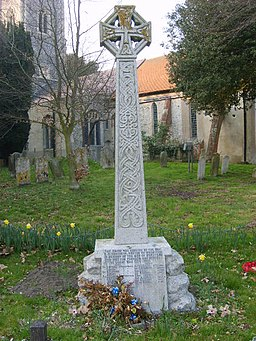 Wrentham war memorial - geograph.org.uk - 388079