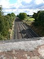 Wrexham to Shrewsbury Rail line - geograph.org.uk - 567235.jpg