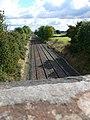 Wrexham to Shrewsbury Rail line - geograph.org.uk - 567235.jpg