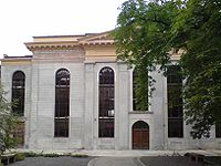 Synagoga, lipiec 2007