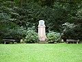 Wuppertal - Barmer Anlagen - Friedrich Wilhelm Dörpfeld-Denkmal 01 ies.jpg