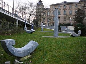 A. R. Penck - A. R. Penck: Die himmlischen Stürzer in Wuppertal