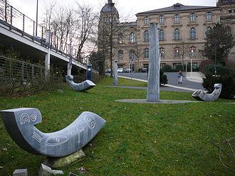 A. R. Penck - Die himmlischen Stürzer in Wuppertal