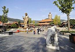 Wuxi Xiangfu Temple
