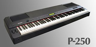 Stage piano Electronic musical instrument