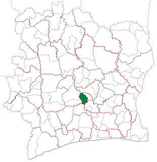 Yamoussoukro Department Department in Yamoussoukro, Ivory Coast